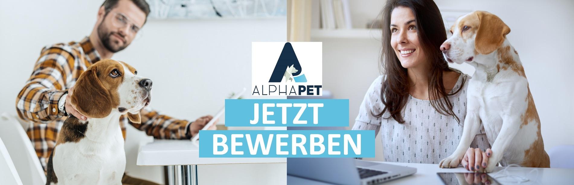 AlphaPet Karriere Bewerber