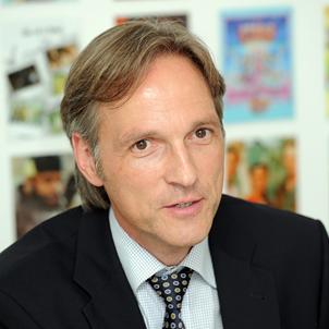 Claus Küster CFO